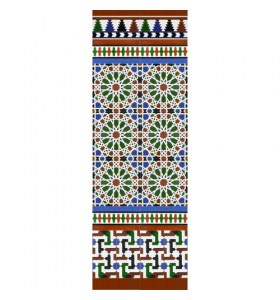 Mosaico Relieve MZ-M039-00