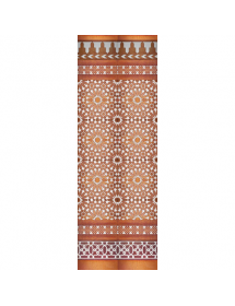 Arabian copper mosaic MZ-M011-91