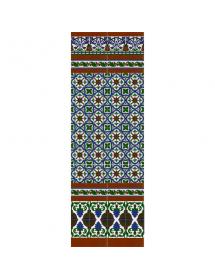 Mosaico Relieve MZ-M031-00