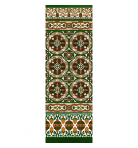 Mosaico Relieve MZ-M050-02