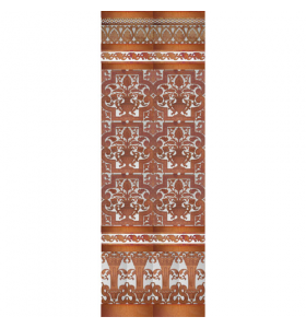 Mosaico Relieve MZ-M053-91