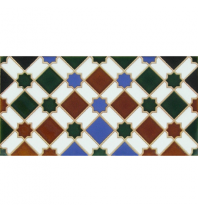 Azulejo Relieve MZ-001-00