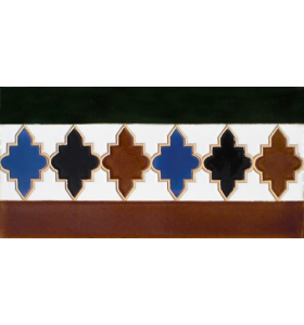 Azulejo Relieve MZ-004-00