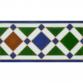 Azulejo Relieve MZ-009-00