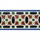 Azulejo Relieve MZ-015-00
