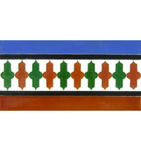 Azulejo Relieve MZ-018-00