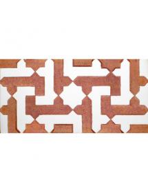 Arabian relief copper tiles MZ-041-91