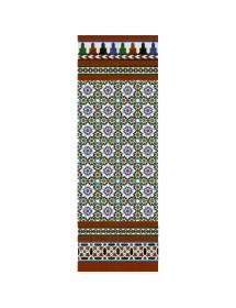 Mosaico Relieve MZ-M013-00