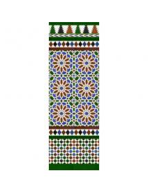 Mosaico Relieve MZ-M040-00